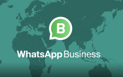 We're on WhatsApp Business